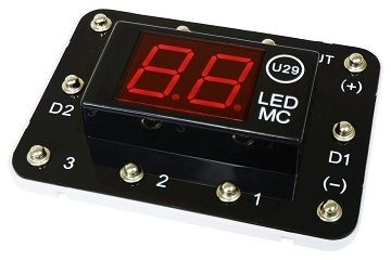 U29 (6SCU29) LED displej a mikro ovladač