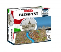 4D Puzzle - Budapest
