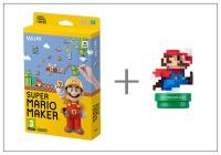 WiiU Super Mario Maker + Artbook + Modern Mario