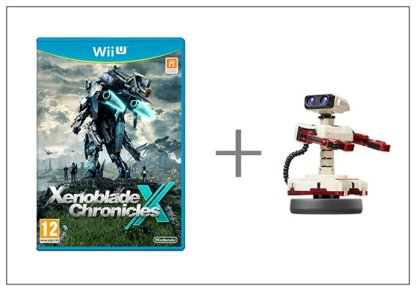 Xenoblade Chronicles X + R.O.B. Famicom 54