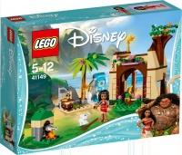 LEGO Disney 41149 Vaiana dobrodružství na ostrově