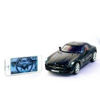 R/C auto Mercedes-Benz SLS AMG (iPhone,iPad)