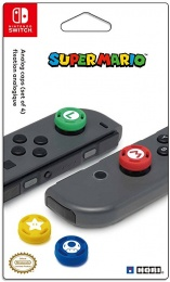 Joy-Con Analog Stick Caps - Super Mario