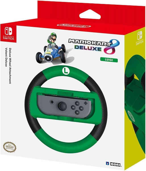Joy-Con Wheel Deluxe – Luigi
