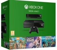 XONE Konzole 500GB Kinect+Kinect Sports+Zoo Tycoon