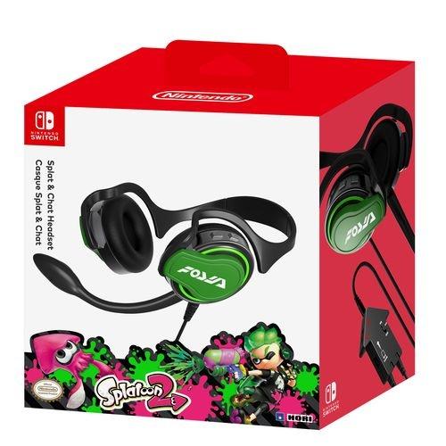 Splatoon 2 Headset for Nintendo Switch