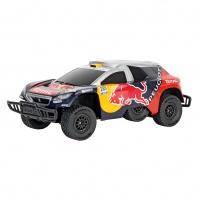 R/C auto Carrera Peugeot Dakar (1:16) 2.4GHz