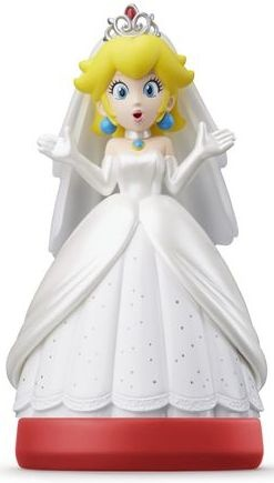 amiibo Super Mario – Wedding Peach
