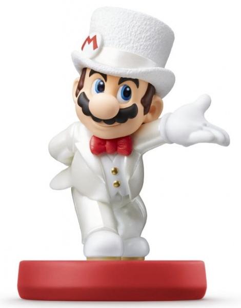 amiibo Super Mario – Wedding Mario