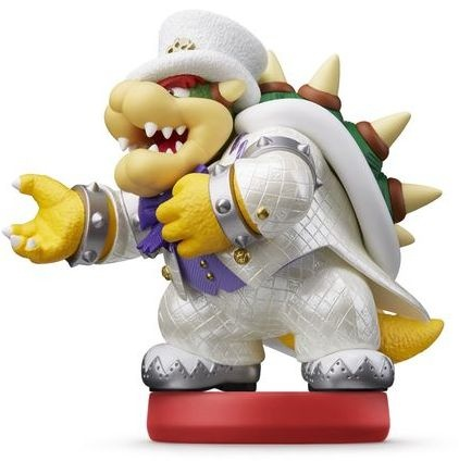 amiibo Super Mario – Wedding Bowser