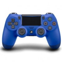 PS4 DualShock 4 Wireless Cont. V2 Wave Blue