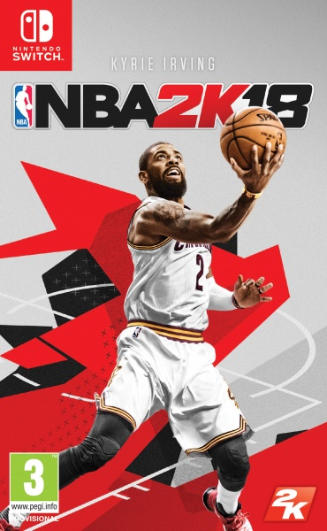 SWITCH NBA 2K18