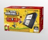 Nintendo 2DS Black + New Super Mario Bros. 2