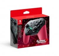 Nintendo Switch Pro Controller (Xenoblade 2 Ed.)
