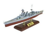 Bitevní loď 1/700 British Admira-class HMS Hood