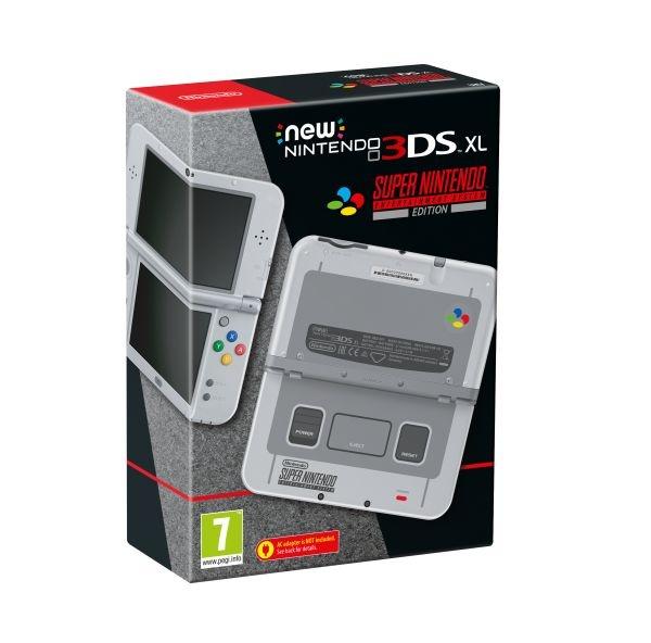 New Nintendo XL SNES Edition
