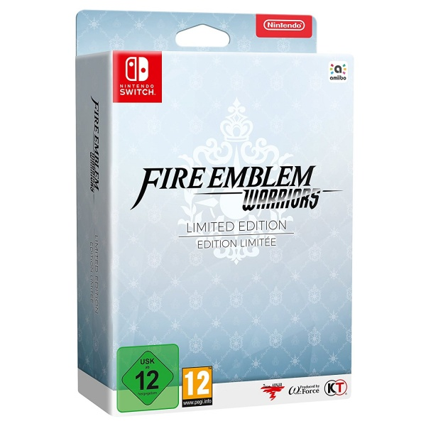 SWITCH Fire Emblem Warriors – Limited edition