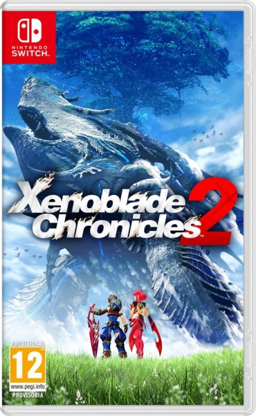 SWITCH Xenoblade Chronicles 2