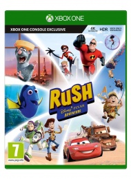 XONE Pixar Rush Definitive Edition