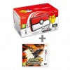 New N2DS XL Pokéball Edition + Pokémon Ultra Sun