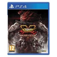 PS4 Street Fighter V: Arcade Edition