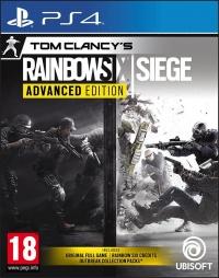 PS4 Tom Clancy's Rainbow Six: Siege Advanced Ed.