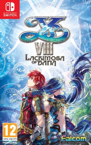 SWITCH Ys VIII: Lacrimosa of DANA