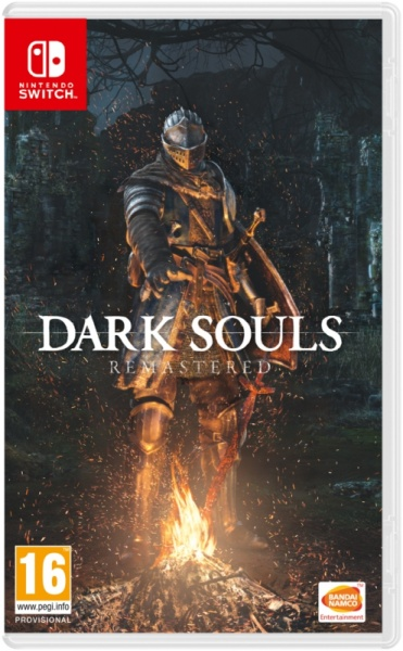 SWITCH Dark Souls: Remastered
