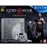 PS4 Pro Konzole 1TB + God of War LE