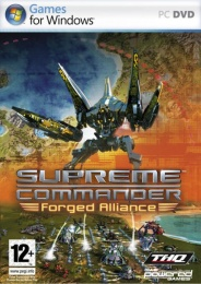 PC Supreme Commander: Forged Alliance