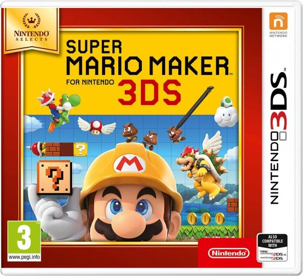 Super Mario Maker Select