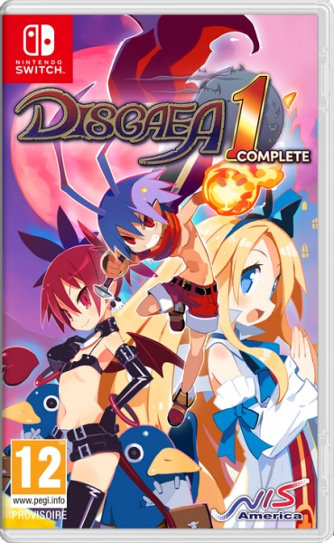 SWITCH Disgaea 1 Complete