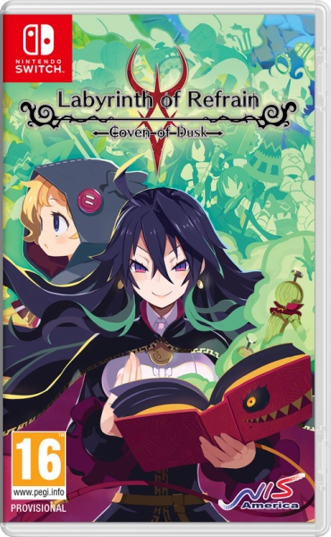 SWITCH Labyrinth of Refrain: Coven of Dusk