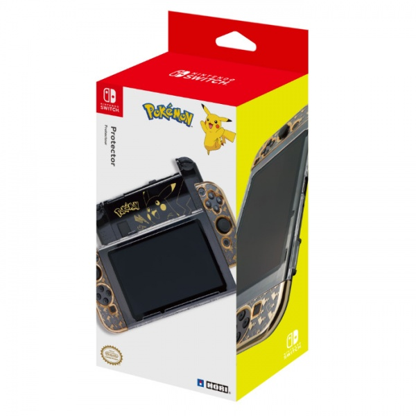 Pikachu Protector for Nintendo Switch