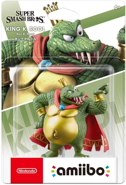 amiibo Smash King K. Rool