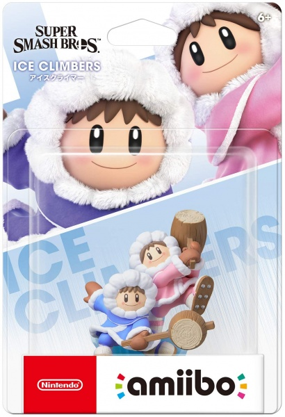 amiibo Smash Ice Climbers 68