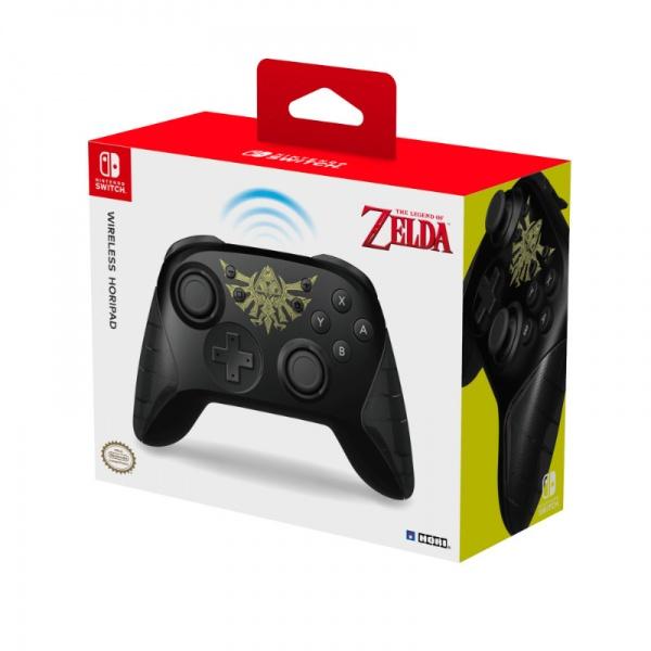 Wireless HORIPAD for Nintendo Switch – Zelda