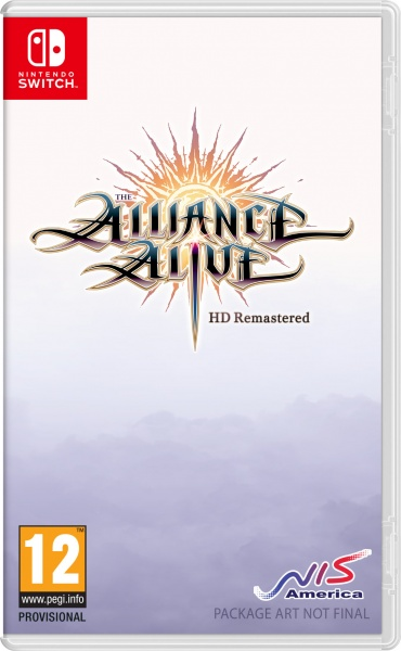 SWITCH The Alliance Alive HD Remastered