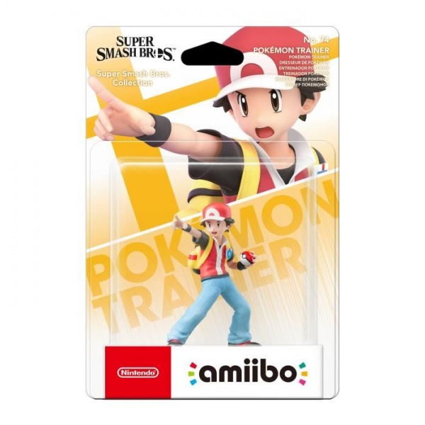 amiibo Smash Pokémon Trainer