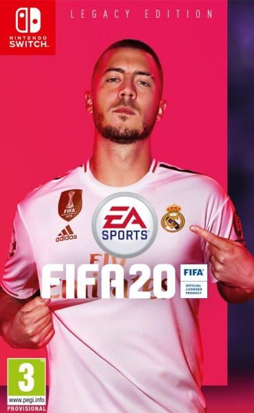 SWITCH FIFA 20 Legacy Edition