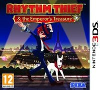 3DS Rhythm Thief & The Emperor´s Treasure