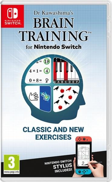 SWITCH Dr Kawashima's Brain Training