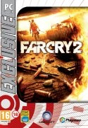PC Far Cry 2 (Red)