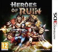 3DS Heroes of Ruin