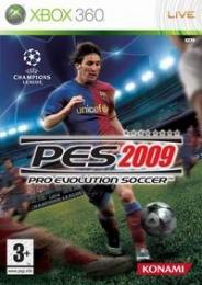 X360 Pro Evolution Soccer 2009