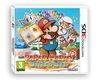 Připravte se, že samolepky z Paper Mario:Sticker Star vás doslova přilepí k Nintendu 3DS