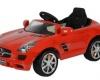 Elektrické auto pro děti od tří let, které ho mohou sami řídit!