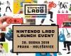 Nintendo Labo Post Lauch Event - 28.4.2018