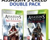 Assassin's Creed Brotherhood + Assassin's Creed Revelations double pack právě v prodeji
