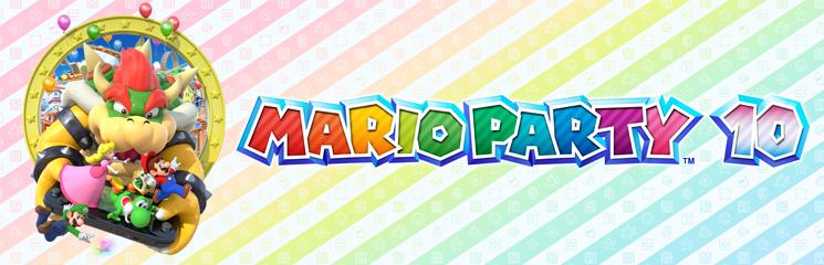 Mario Party 10 CZ
